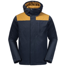 Jack Wolfskin Oakwood Veste Homme, night blue